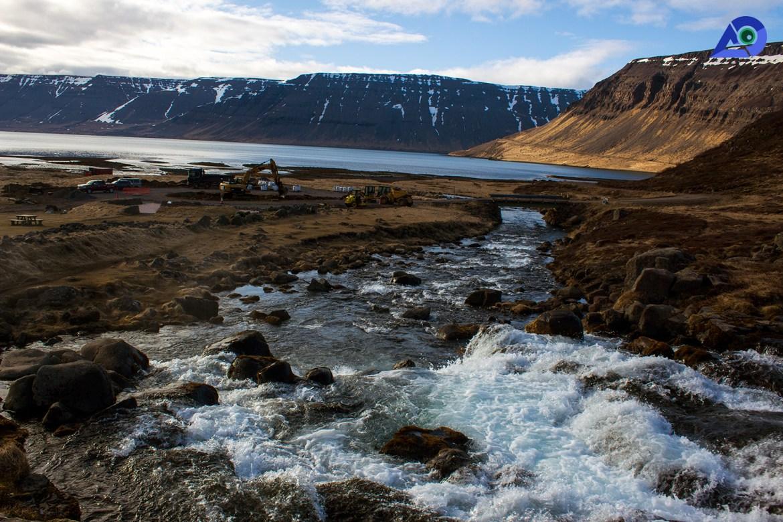 Dynjandi, West Fjords, Iceland