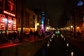 First Impression of Amsterdam