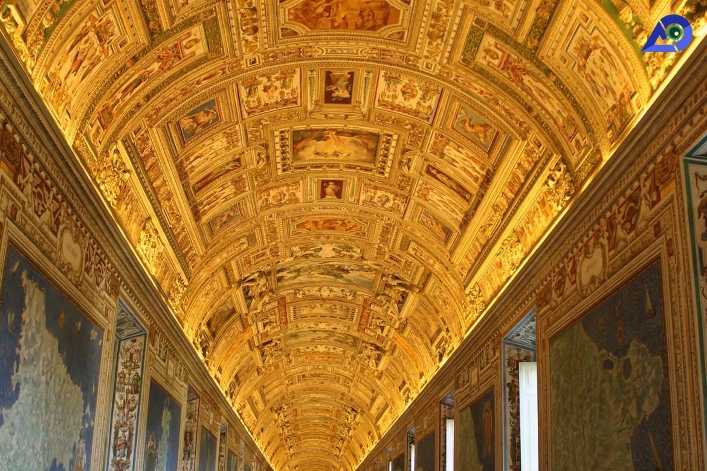 Gallery Of Maps Vatican City