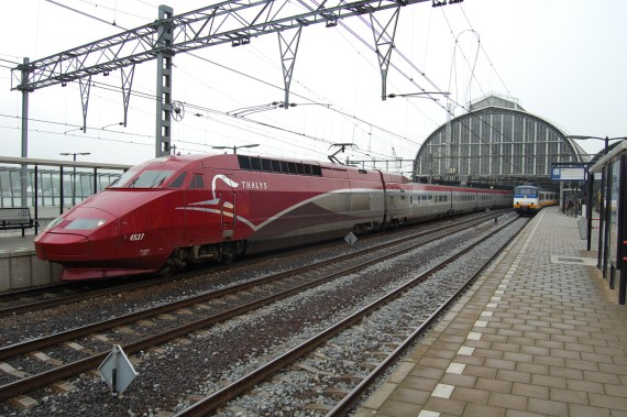 Thalys The Gem Of Western Europe
