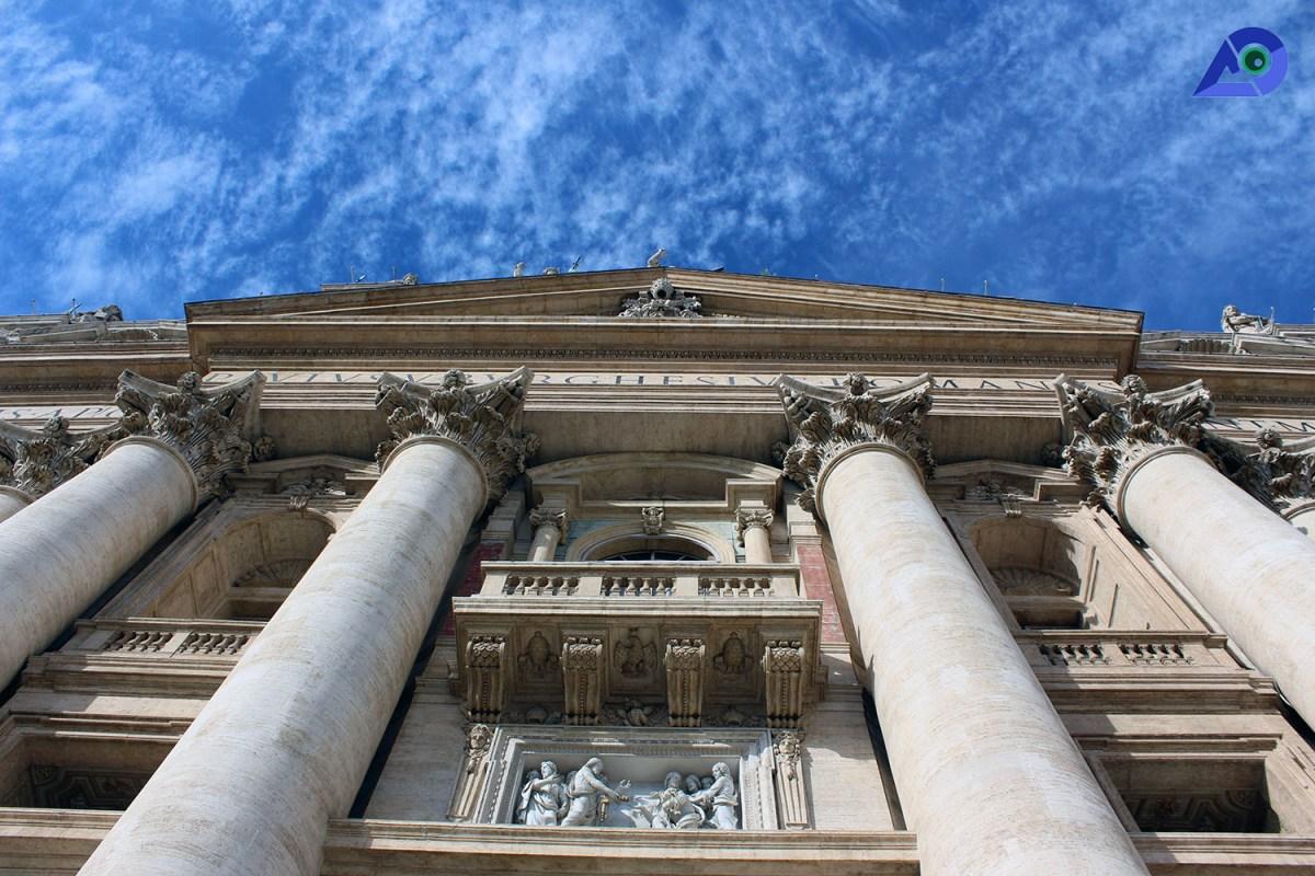 Vatican City Outside