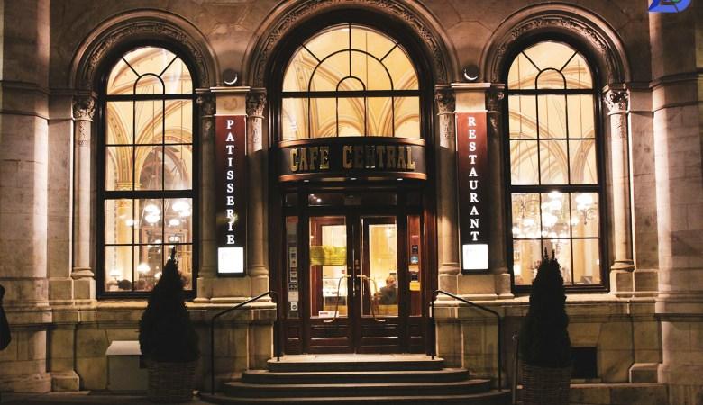 Inside Vienna's Kaffeehauskultur