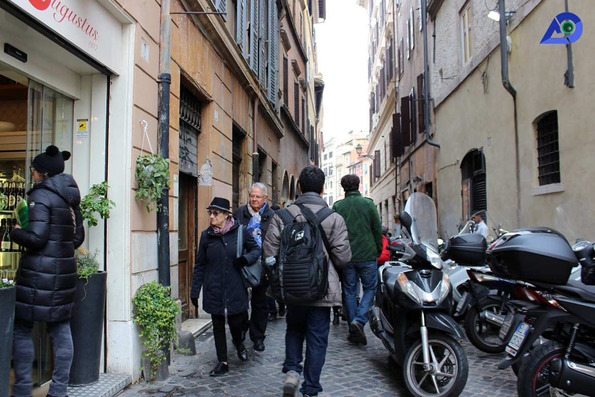 Exploring Italy On Foot