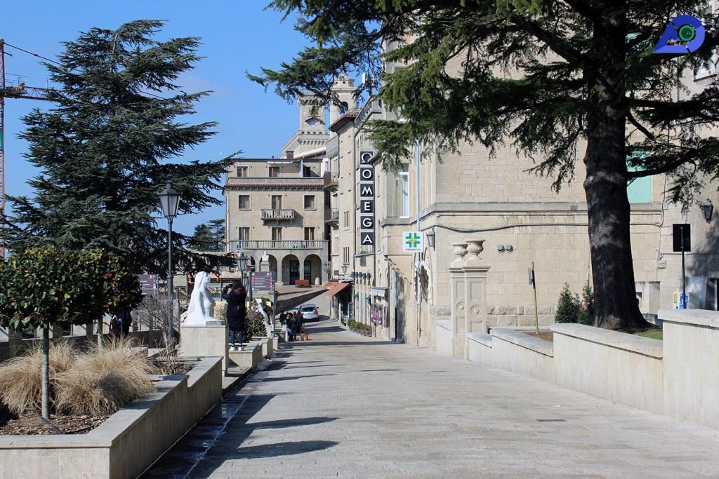 How to reach San Marino