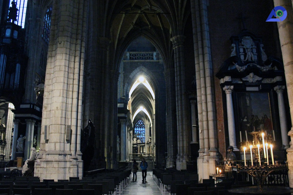 St Bavos cathedral 1