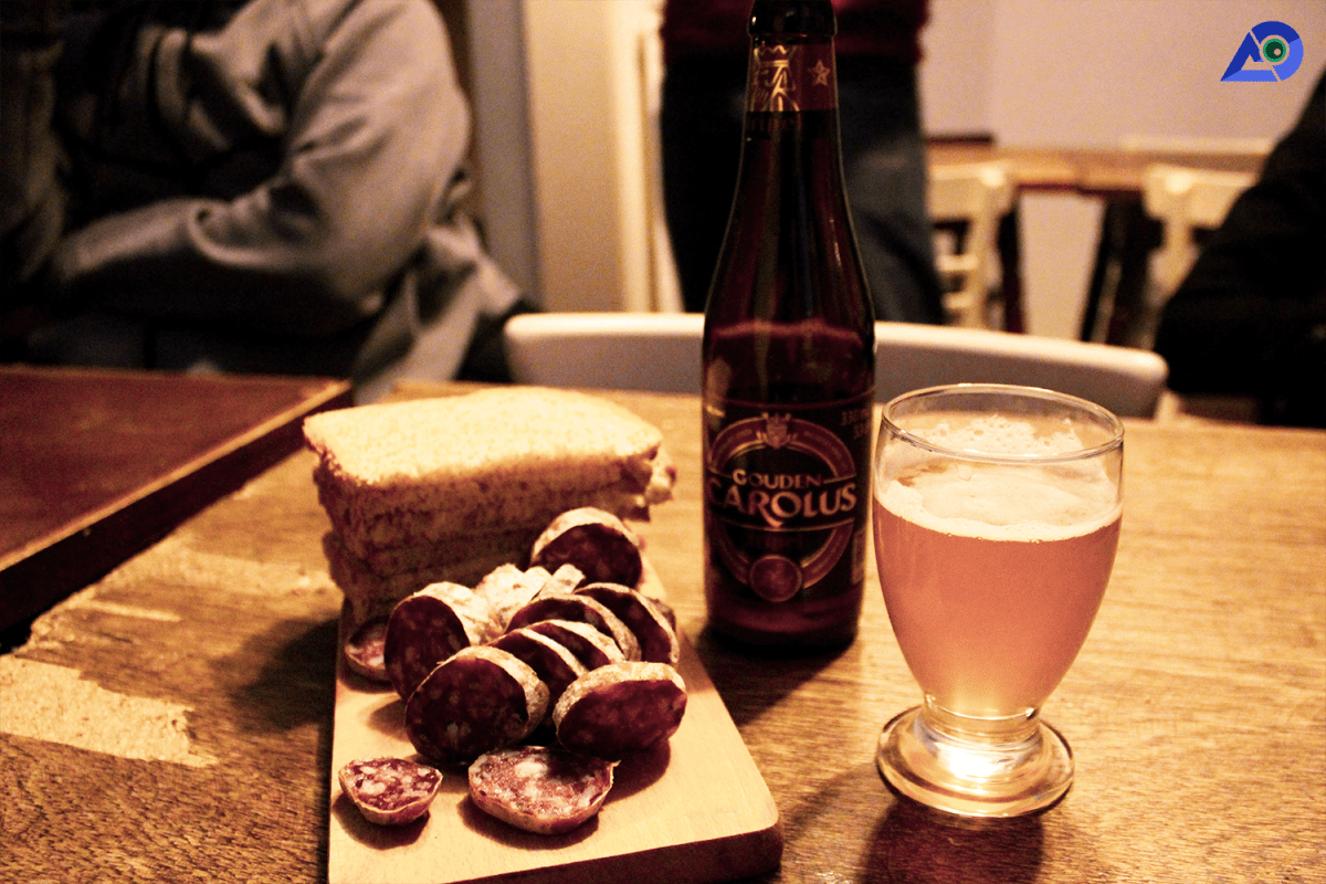 A Night of Belgian Beer & Belgian Chocolates in Brussels