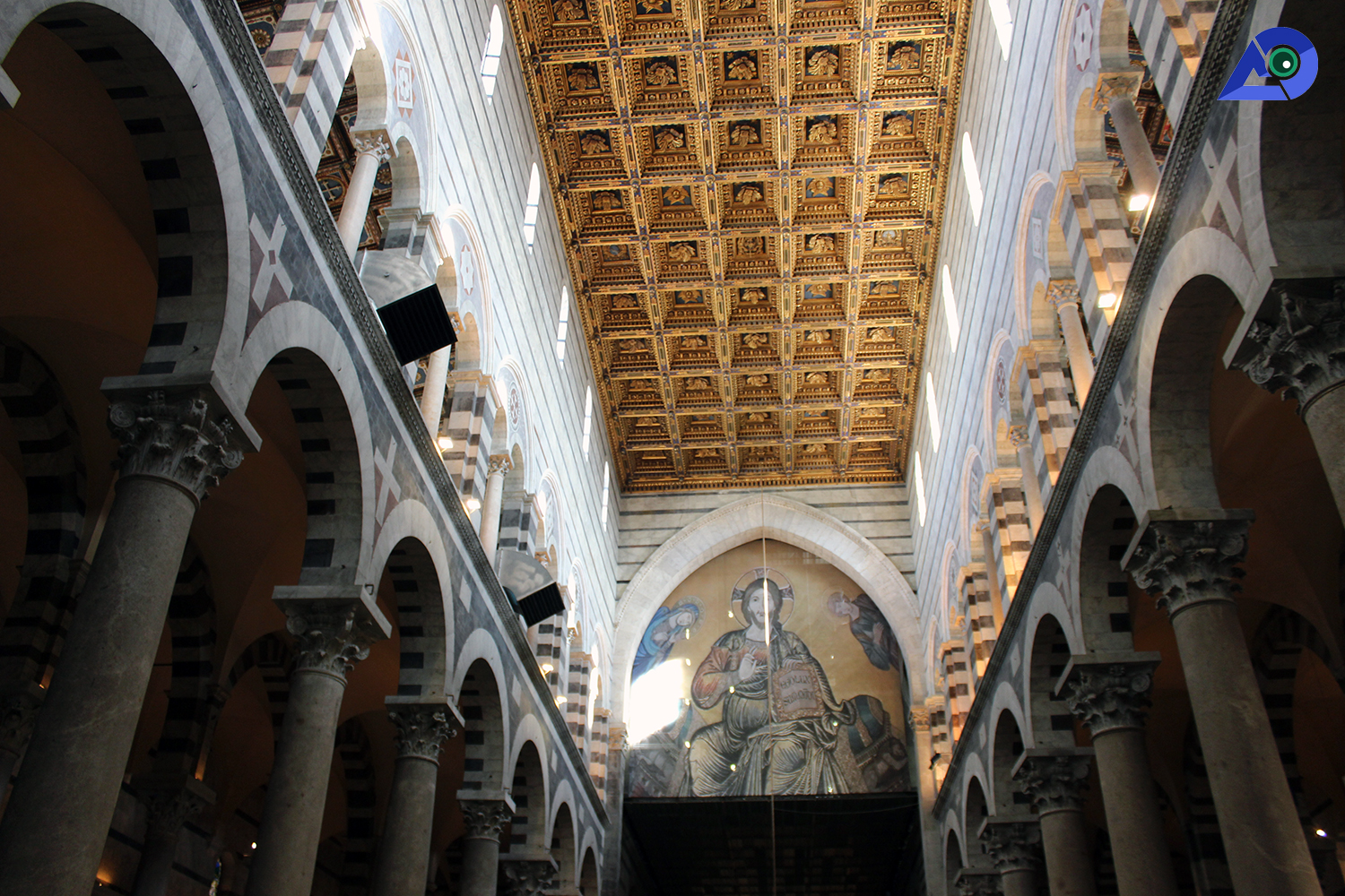 The Cathedral of Pisa 2