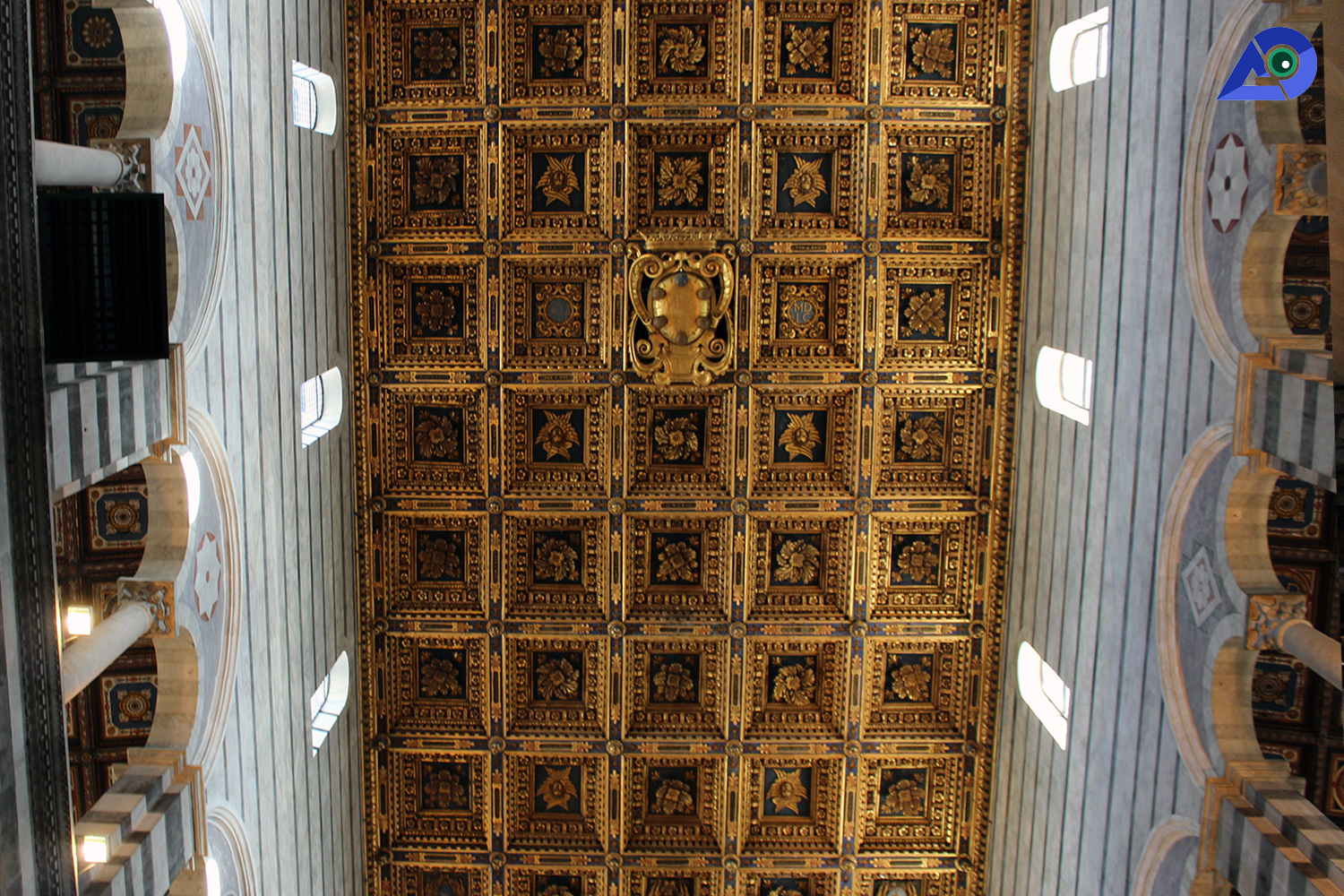 The Cathedral of Pisa 4