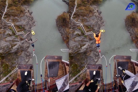 Kawarau Bridge Bungy - We Jumped From The Home Of Bungy Jumping