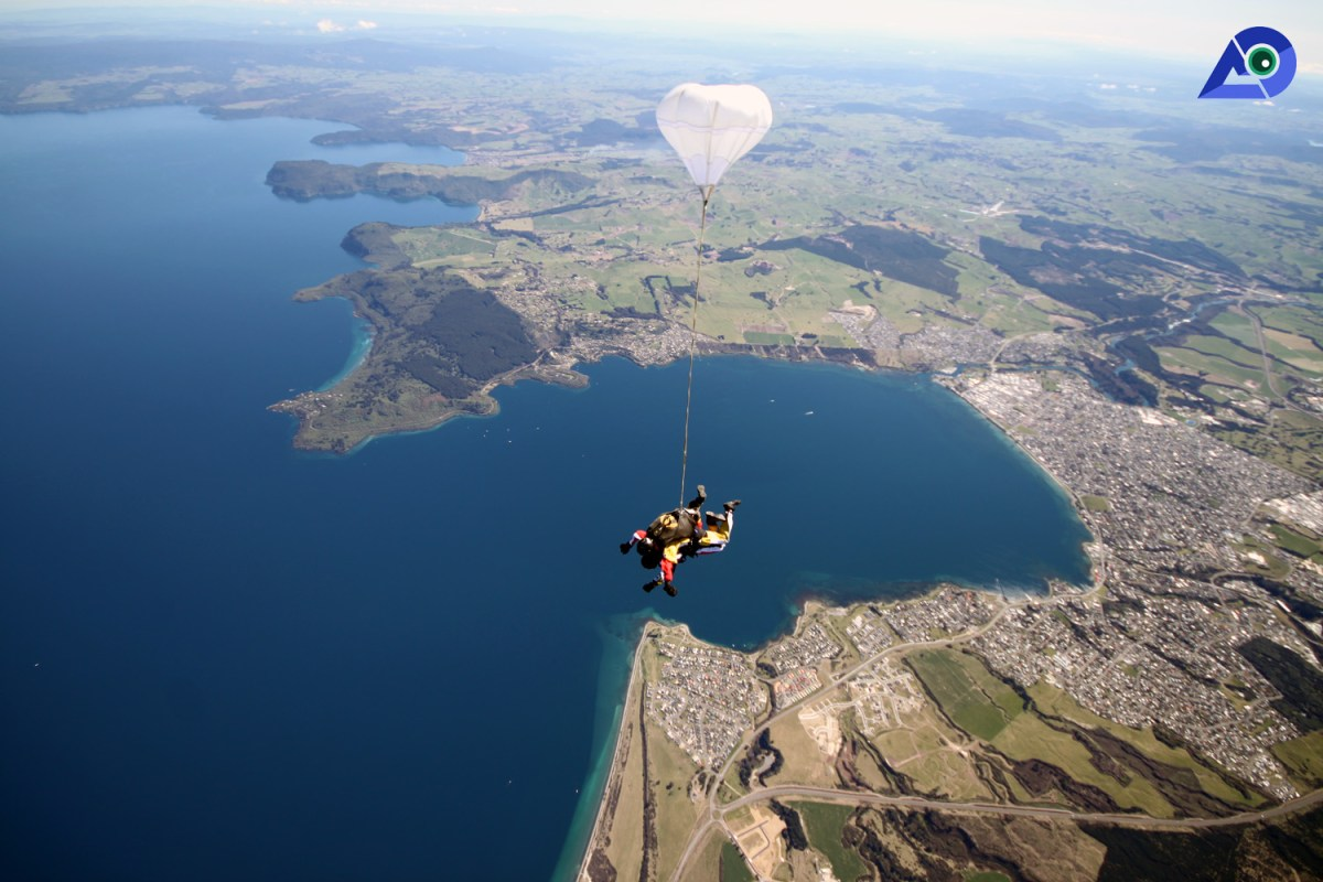 Parichay Taupo Tandem Skydiving