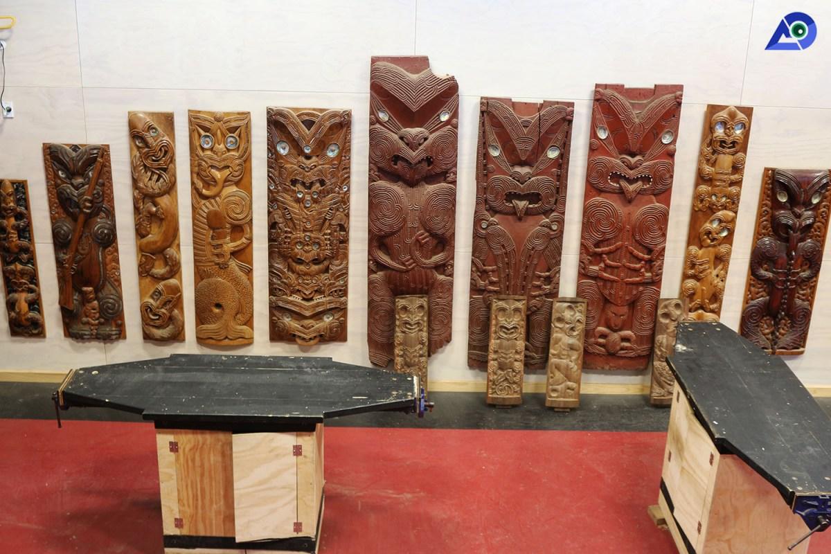 Maori Arts & Crafts
