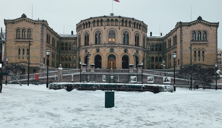 Oslo - The Winter Wonderland