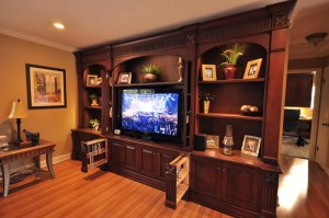 Entertainment Centers