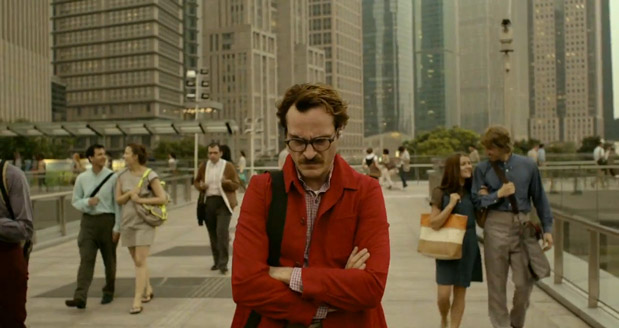 Her triumphs with wins for Best Film and Best Director, Spike Jonze