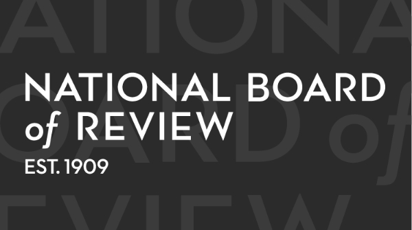 The National Board of Review will announce November 29th