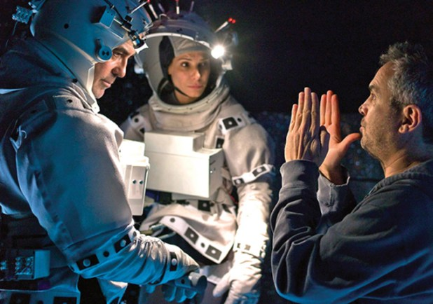 Alfonso Cuaron, DGA winner for Gravity