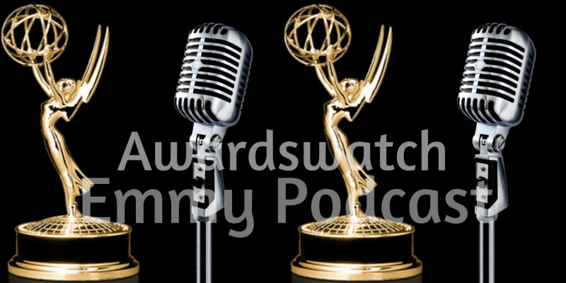 Emmy Podcast logo