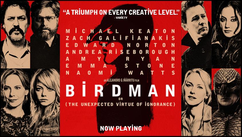 Birdman nabs 9 CFCA nominations