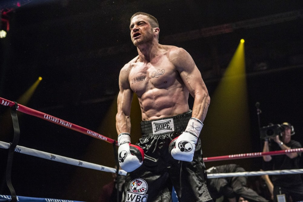 Jake Gyllenhaal could blow up the Best Actor race in Southpaw