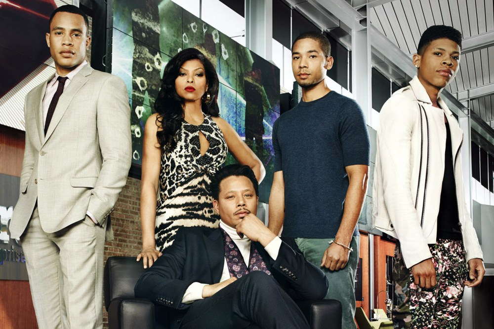 Fox's EMPIRE has two major CCTV nominations and could win them both