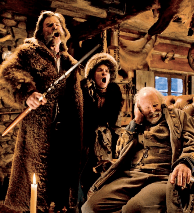 Quentin Tarantino's The Hateful Eight will not compete for a WGA