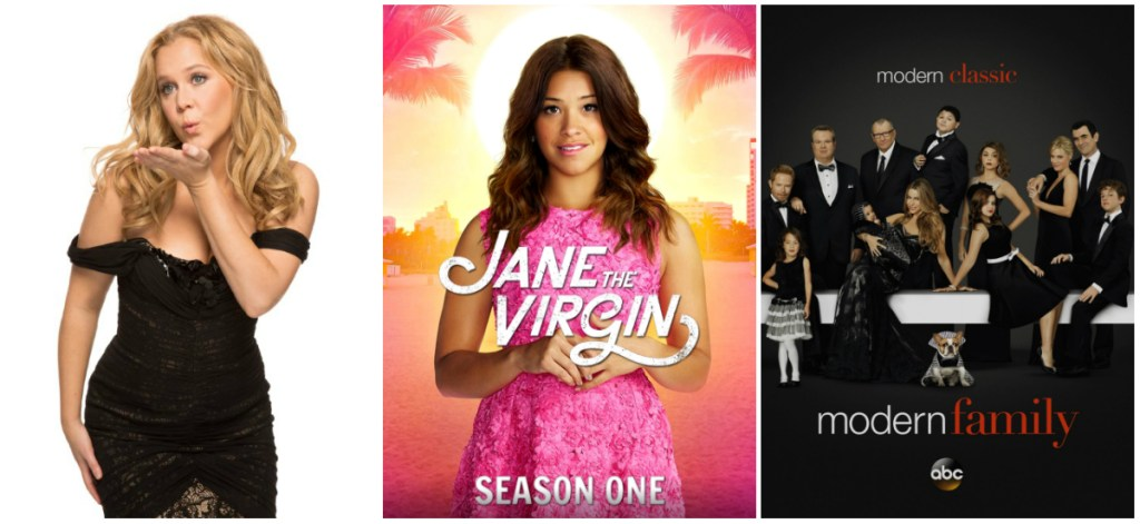 2015 Emmys: Amy Schumer and Gina Rodriguez shoot for first-time noms, Modern Family looks to a 6th win