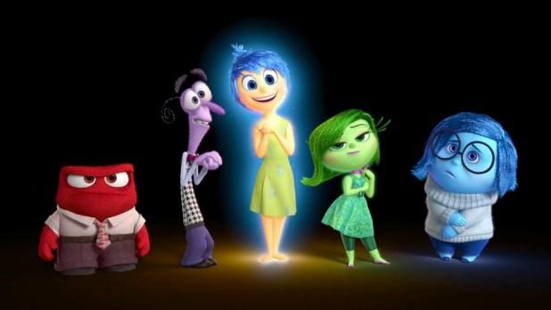 Inside Out (Disney/Pixar)
