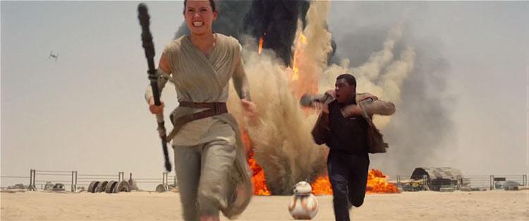 Star Wars: The Force Awakens (Disney)