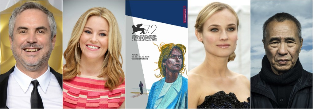 72nd-venice-fllm-festival-jury-cuaron-elizabeth-banks-diane-kruger-Hou-Hsiao-hsien