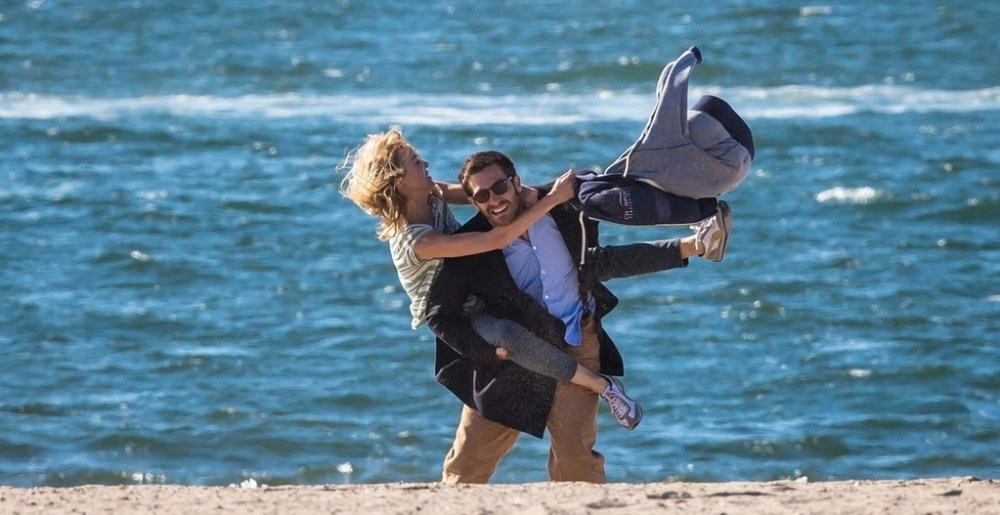 Jake Gyllenhaal gives Naomi Watts the news that Demolition's been dumped to 2016