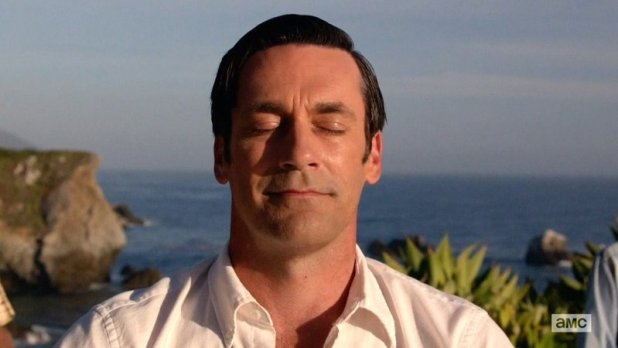 Jon Hamm is meditating over his Drama Lead Actor win prediction from The Emmy Experts