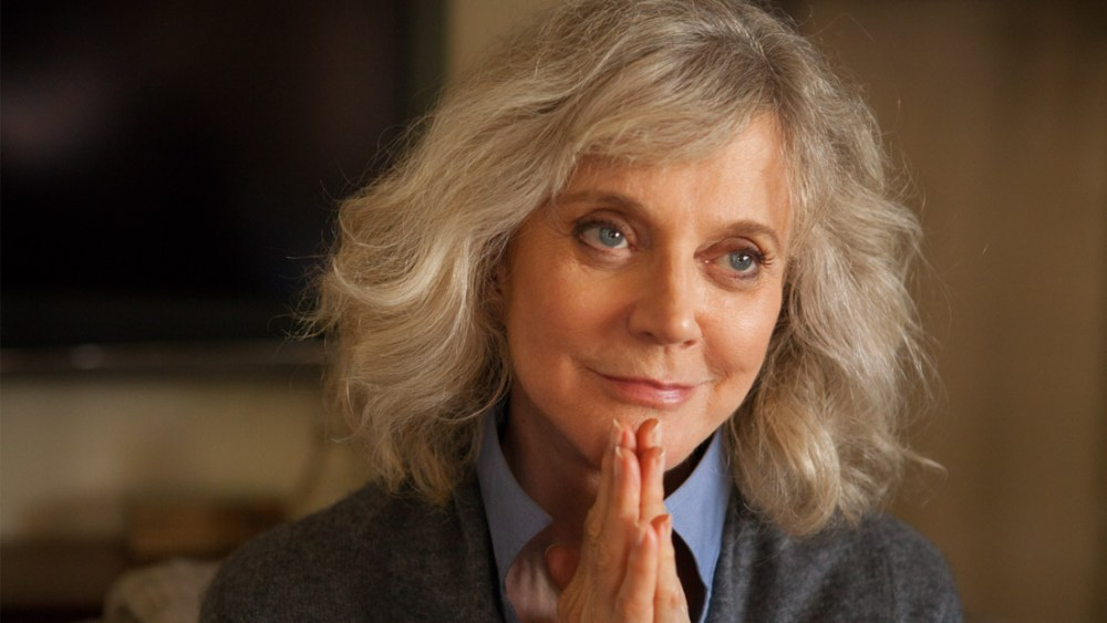 Blythe Danner is praying for her first Oscar nomination with 'Dreams'