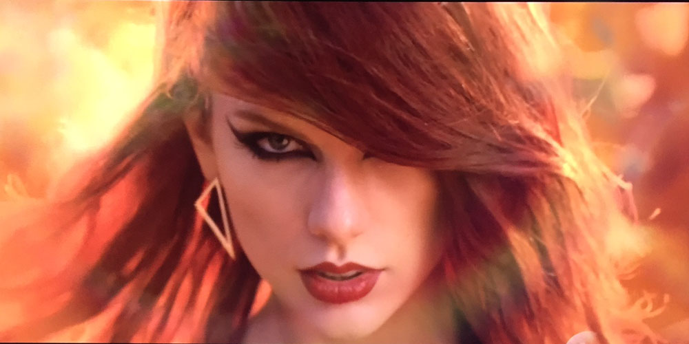Taylor Swift has Bad Blood, and 5 AMA nominations