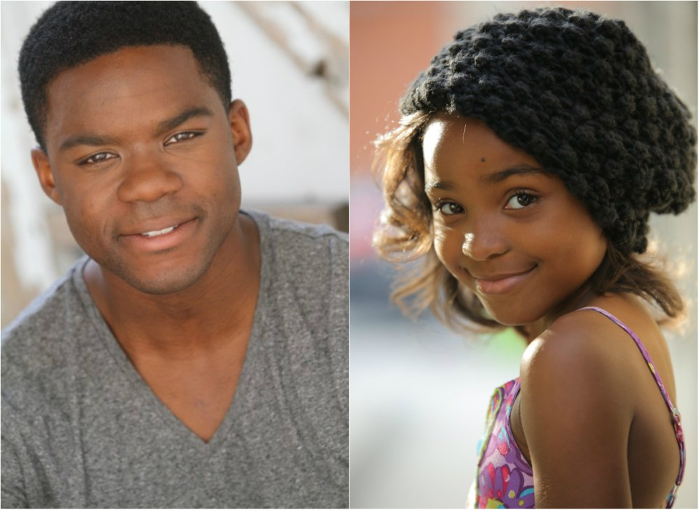 Jovan Adepo and Saniyya Sidney cast in 'Fences'