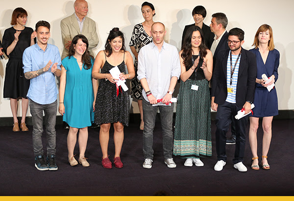 19th Cinéfondation Winners - ANNA takes 1st prize
