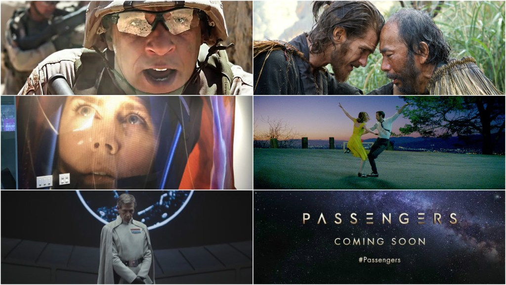 2017-oscar-predictions-film-editing-sound-editing-sound-mixing-august-billy-lynn-silence-arrival-la-la-land-rogue-one-passengers