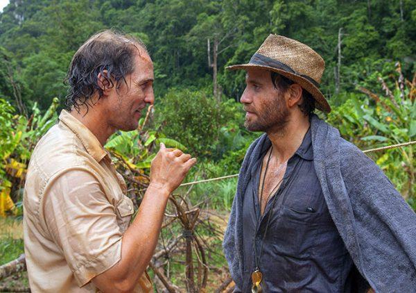 Matthew McConaughey to receive tribute at 2016 Napa Valley Film Festival