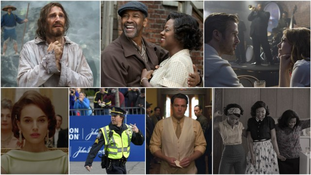 Seven December releases are fighting for a Best Picture spot: who makes it in?