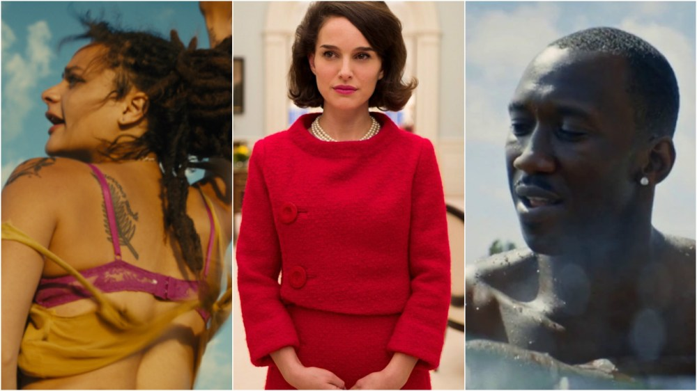 American Honey, Jackie and Moonlight lead this year's Film Independent Spirit Award Nominations