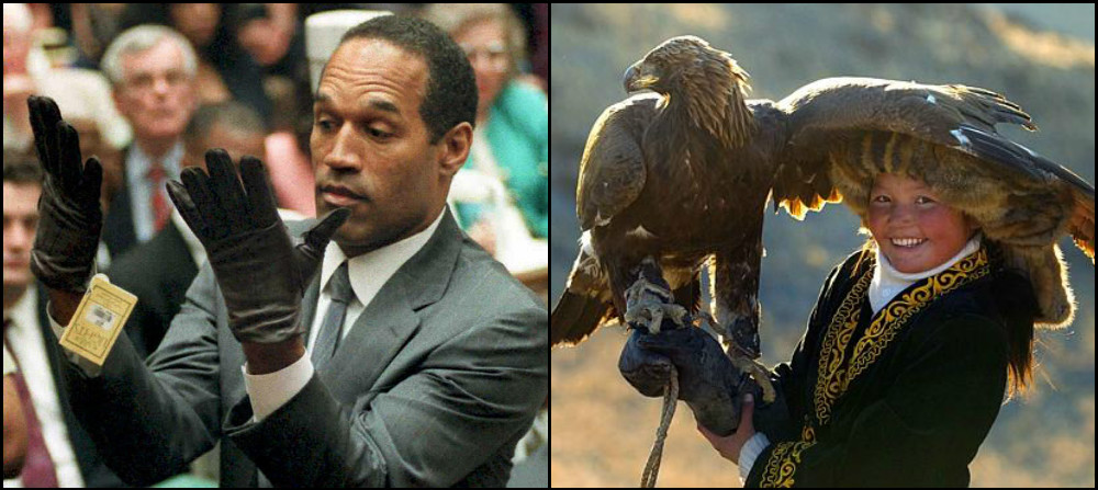 O.J.: Made in America and The Eagle Huntress among five nominees from the Producers Guild of America