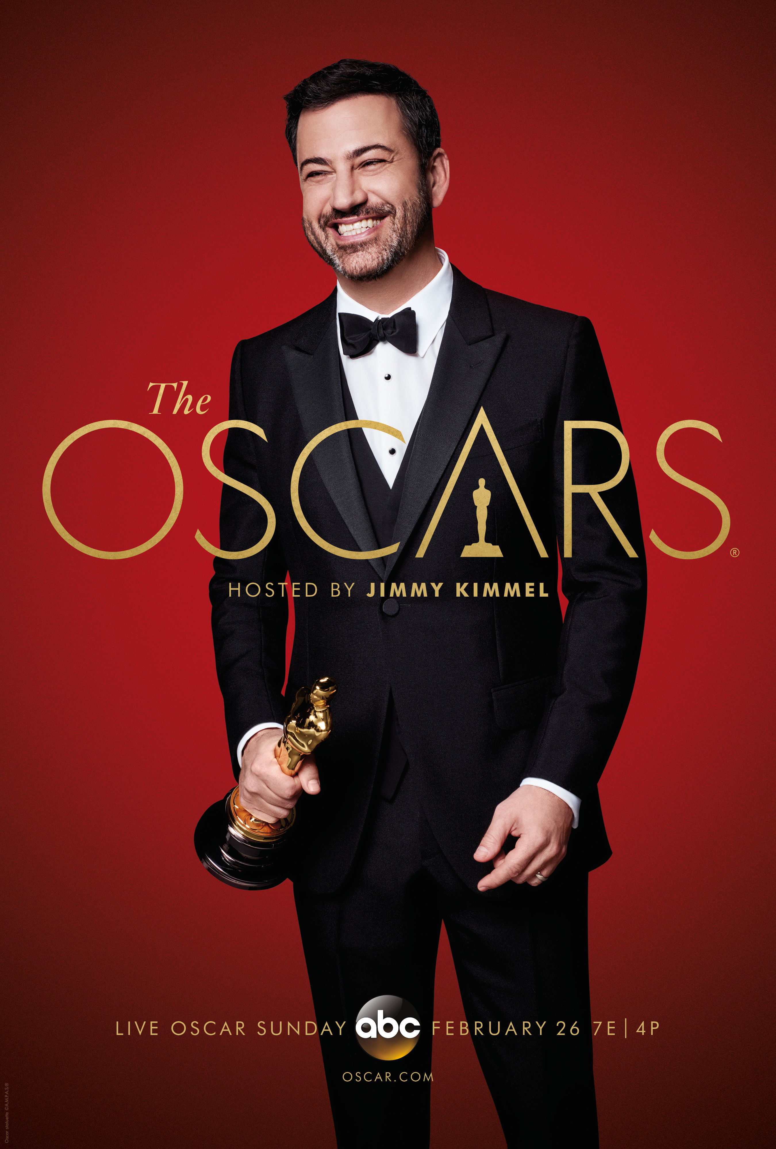 Image result for oscars 2017 poster