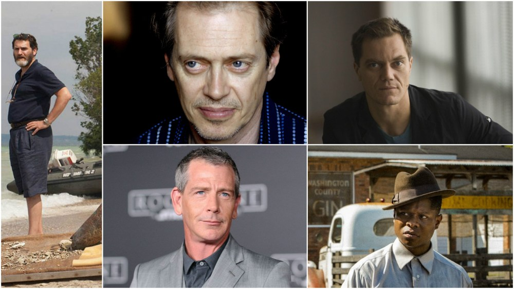 Supporting Actor: Michael Stuhlbarg leads; Steve Buscemi, Michael Shannon, Ben Mendelsohn, Jason Mitchell follow