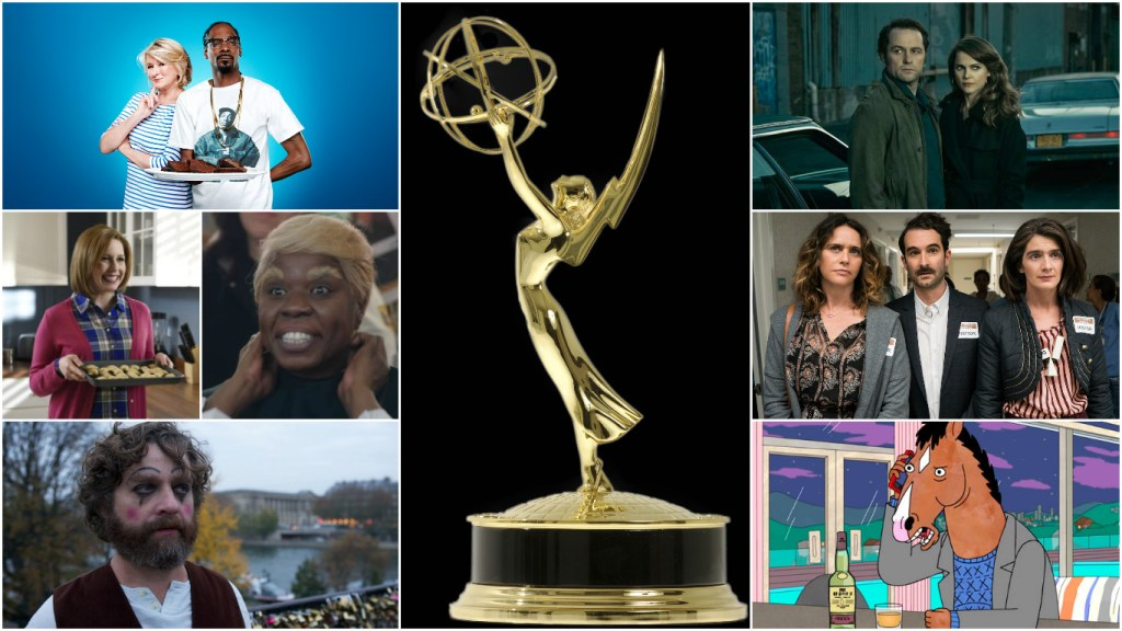 2017-emmys-shocks-snubs-trivia-snoop-snl-baskets-americans-transparent-bojack