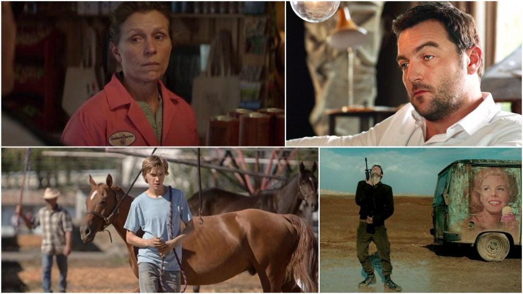Frances McDormand, Denis Menochet, Charlie Plummer and 'Foxtrot' Predicted to win Venice Film Festival Awards