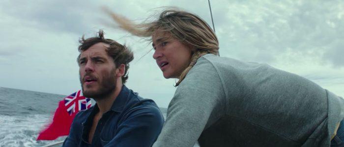 Trailer: Shailene Woodley and Sam Claflin are set 'Adrift' in true