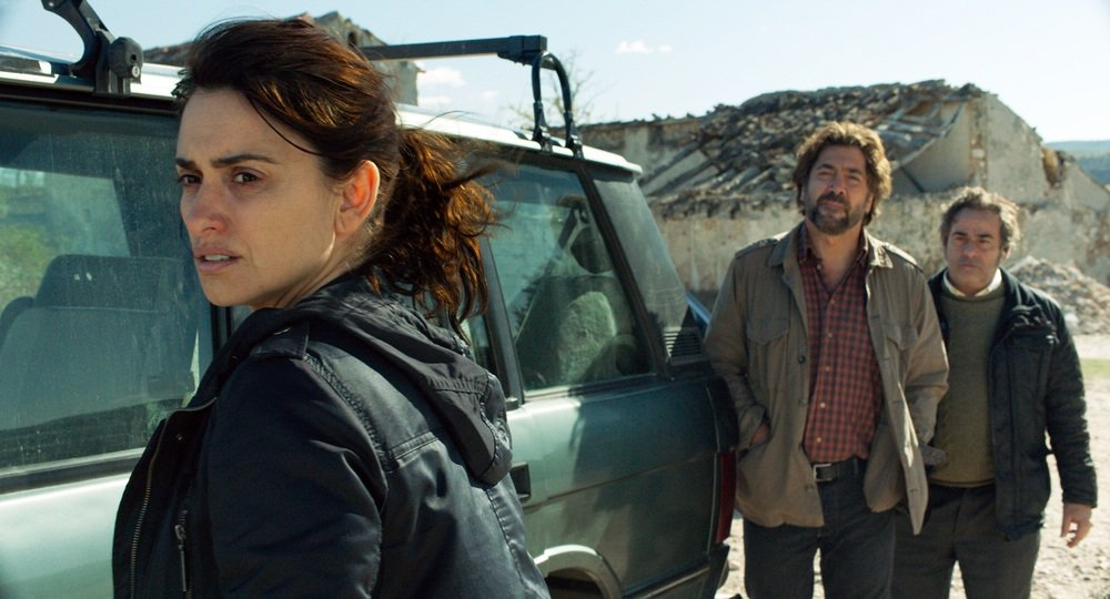 Spain's EVERYBODY KNOWS from Asghar Farhadi and starring Oscar winners Penélope Cruz and Javier Bardem