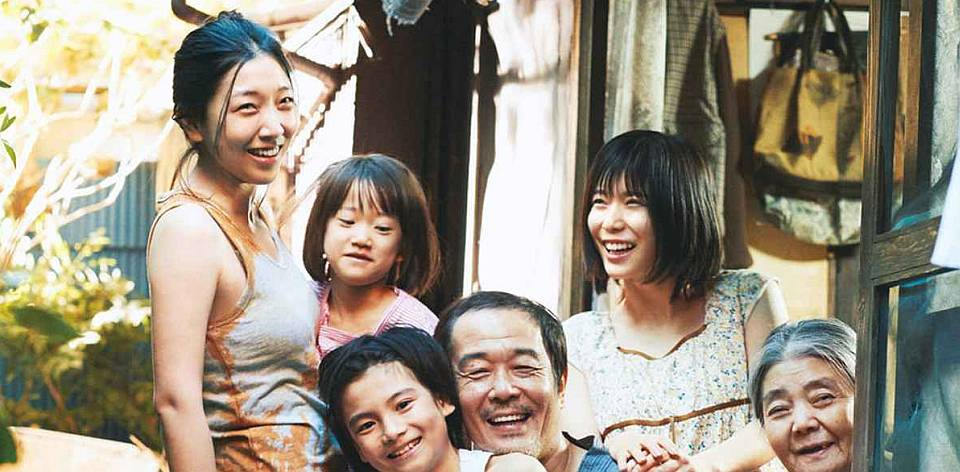 SHOPLIFTERS, from Hirokazu Kore-eda (courtesy Cannes Film Festival)