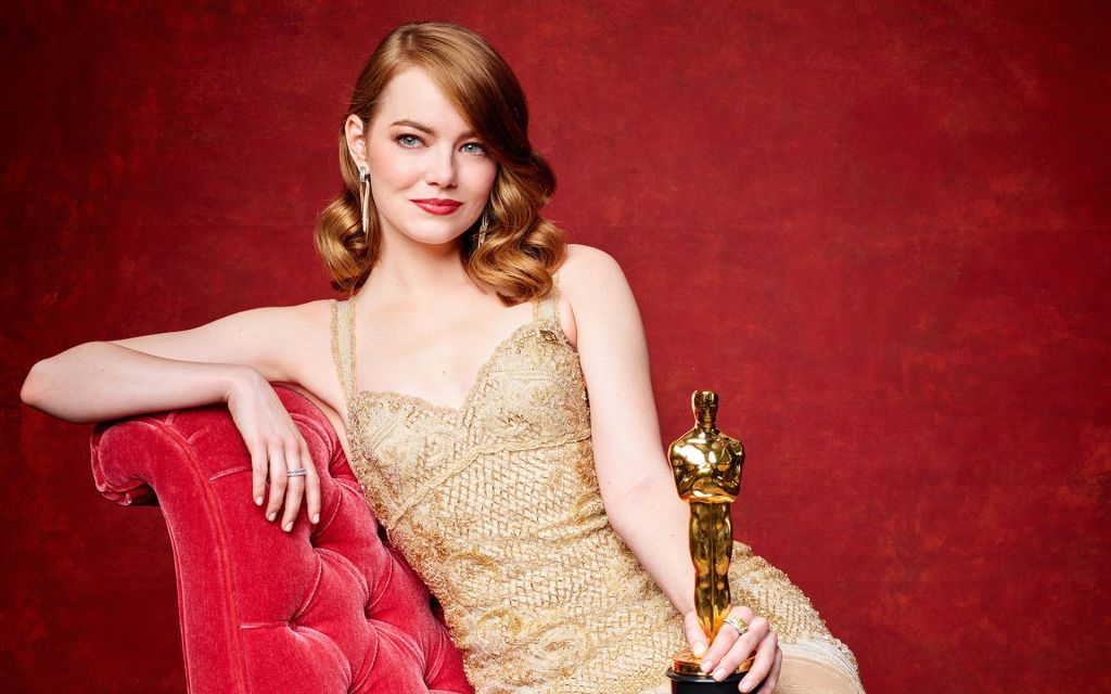 Is The Favourite's Emma Stone coming back for more Oscar gold?