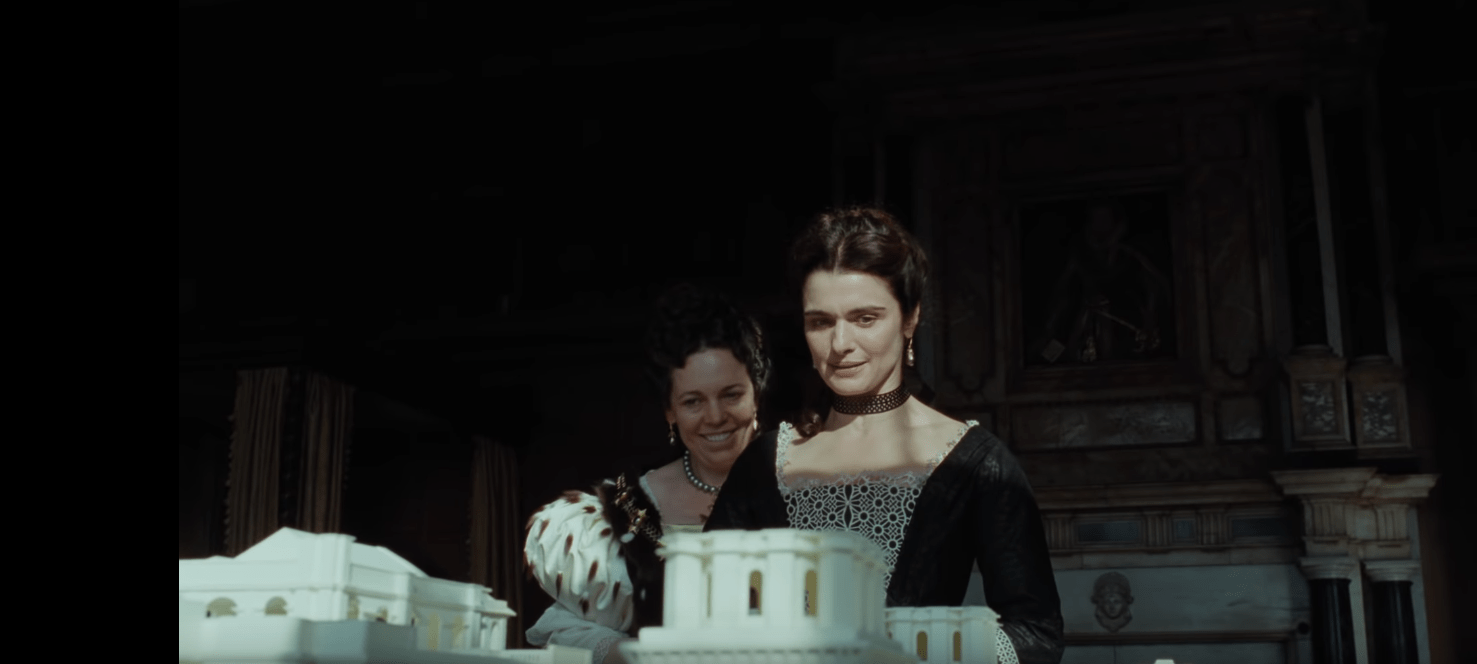 Palace intrigue peppers the first teaser for 'The Favourite' with Rachel Weisz, Emma Stone and ...