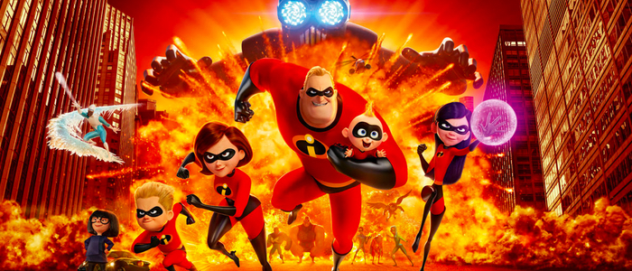 Incredibles 2 (Pixar)